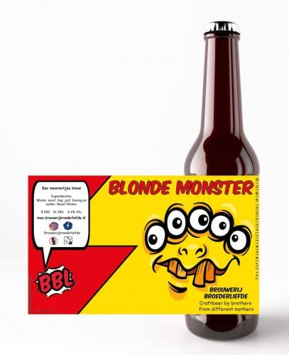 Blond Monster