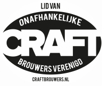 Craft Logo Lid van Sticker